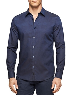 Calvin Klein  - Cotton Sportshirt