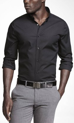 Express - Button Down Collar Shirt