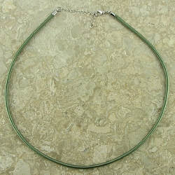 E Beads Bay - Silk Cord Necklace