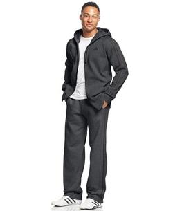Adidas - Essentials Cotton Fleece Full-Zip Hoodie