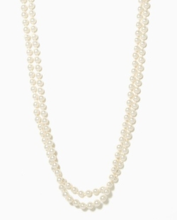 Charming Charlie - Single-Strand Pearl Necklace