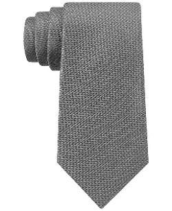 DKNY - Golden Island Micro Solid Slim Tie