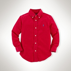 Polo Ralph Lauren - Cotton Corduroy Shirt