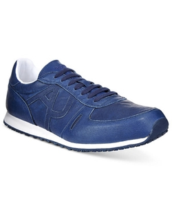 Armani Jeans - Logo Trainers Sneakers