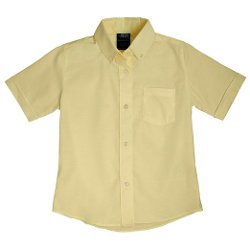 French Toast - School Uniforms Short Sleeve Oxford Shirt