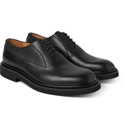 Maison Margiela - Leather Oxford Shoes
