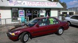 Honda - Accord EX Car