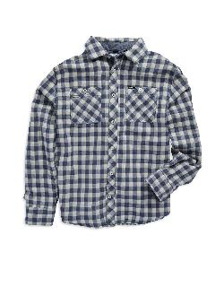BUFFALO DAVID BITTON - Plaid Button Down Shirt