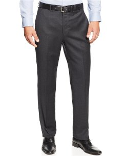 Lauren Ralph Lauren - Flannel Dress Pants