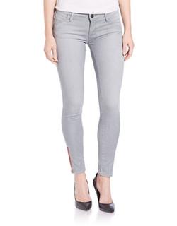 Etienne Marcel  - Zip Cuff Skinny Ankle Jeans