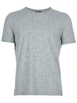 Z ZEGNA  - printed t-shirt