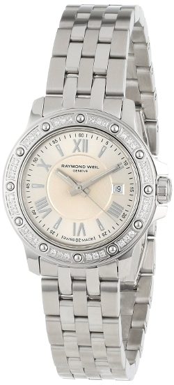 Raymond Weil - Diamond Bezel Dress Watch