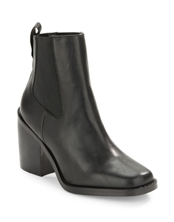 Design Lab Lord & Taylor - Koallan Leather Ankle Boots
