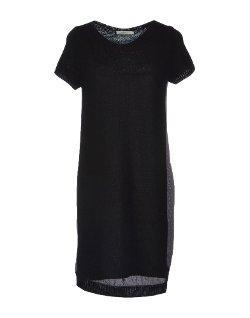 Beatrice. B - Round Collar Short Dress