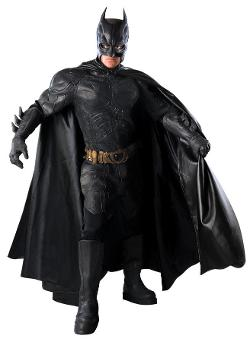 Bonanza - Collectors Batman Adult Grand Heritage DLX X-Large Costume