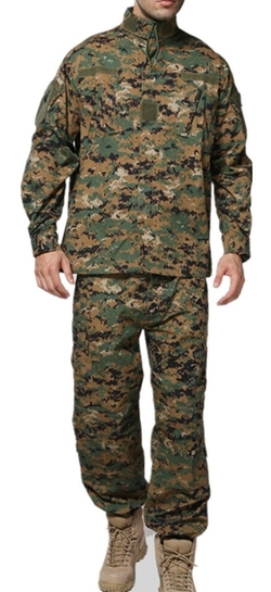 XinAndy - U.S. Military Army Camouflage Uniforms