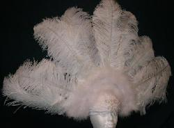 Thehatco - Showgirl Ostrich Feather
