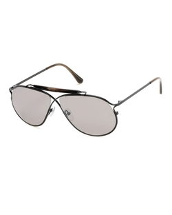 Tom Ford - Tom N.6 Private Collection Titanium Sunglasses