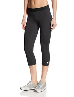 MJ Soffe - Juniors Soffe Dri Capri Leggings
