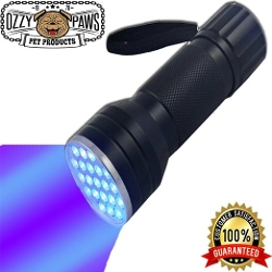 Ozzy Gear - Black Light Uv Flashlight
