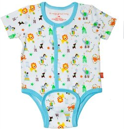 Diapers - Magnificent Baby Bodysuit