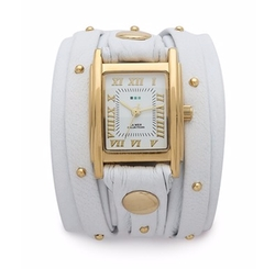 La Mer Collections - Stud Wrap Watch