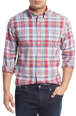 Vineyard Vines - Redside Plaid Sport Shirt
