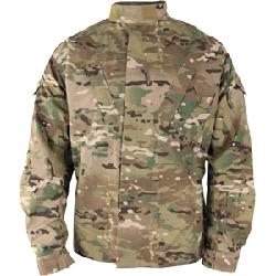 galaxyarmynavy - MultiCam Camo - Tactical Battle Rip ACU Coat
