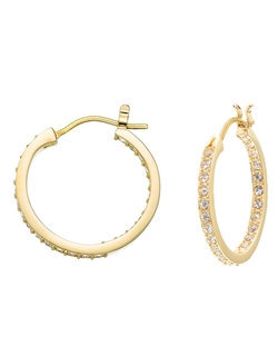 Swarovski - Hoop Earrings