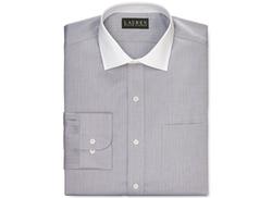 Lauren Ralph Lauren - Slim-Fit Non-Iron Solid Dress Shirt