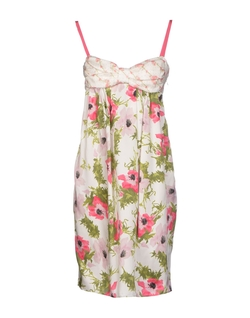 Galliano - Floral Short Dress