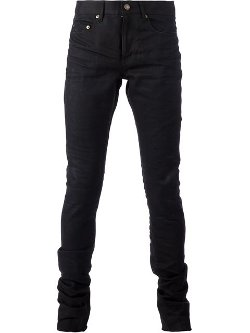 Saint Laurent - Slim Fit Jeans