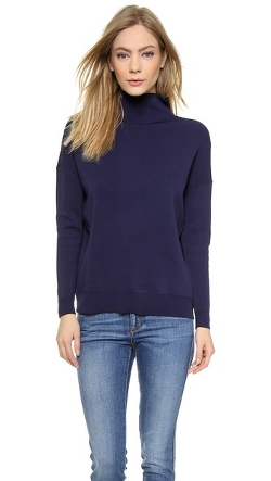Whistles - Funnel Neck Sweater