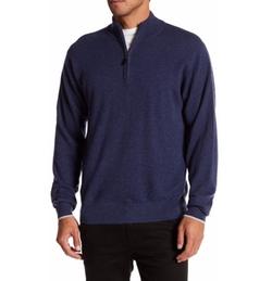 Peter Millar - Cashmere Quarter Zip Sweater
