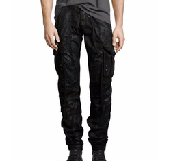 PRPS  - Resin-Coated Cargo Pants