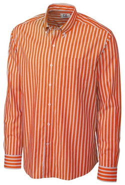 Cutter & Buck  - Sideline Stripe Shirt