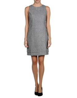 Angel Eye - Sleeveless Short Dress