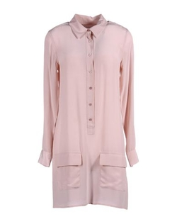 Equipment - Long Sleeves Shirt Dress