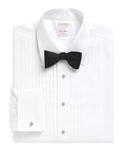 Brooks Brothers - Madison Fit Golden Fleece Tuxedo Shirt
