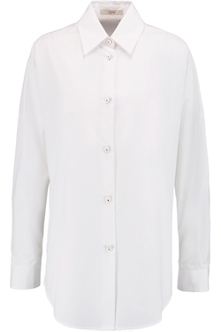 Etro - Oversized Cotton-Poplin Shirt