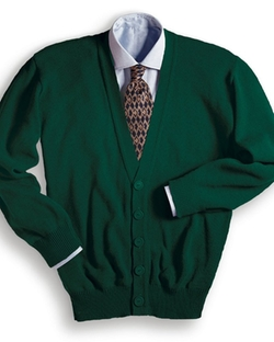Edwards Garment - V-Neck Cardigan Sweater
