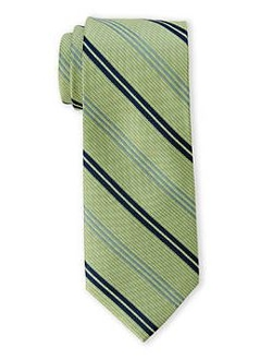 Pierre Cardin  - Textured Multi Stripe Tie