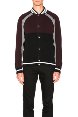 Givenchy - Blouson Knit Jacket