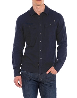 William Rast  - Military Inspired Shirt
