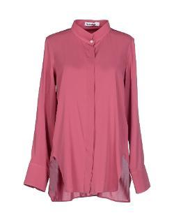 Jil Sander - Mandarin Collar Shirts