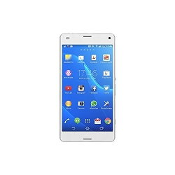 Sony - Xperia Z3 Compact Smart Phone
