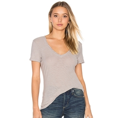 James Perse - Casual V Neck Tee