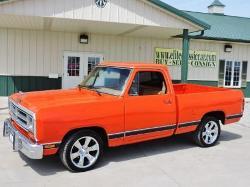 Dodge - 1986 D-150