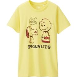 Uniqlo - Peanuts Short Sleeve Graphic T-Shirt