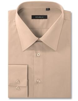 Doublju - Button Down Dress Shirt